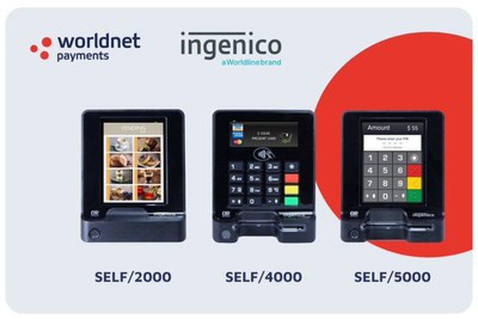 Worldnet partners with Ingenico to serve the self-service retail industry,  Worldnet Payments...