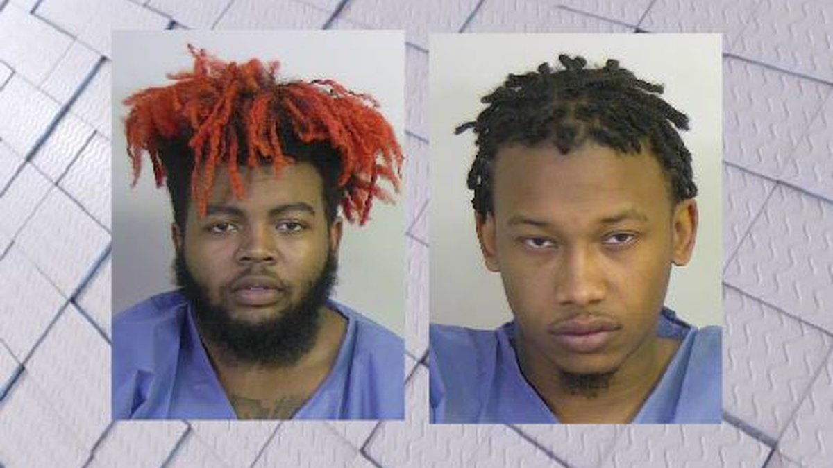 Frank James Cox, Jr. and Kendrick O'Neal Prentice are charged with Attempted Murder and...