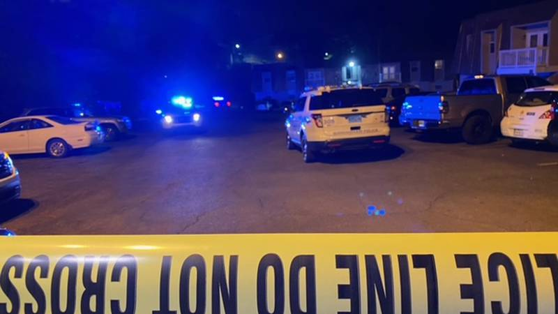 Birmingham Police say they're conducting a homicide that happened on Sunday Night.