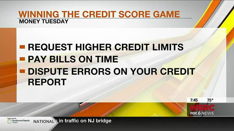 Stewart Welch talks about winning the credit score game.