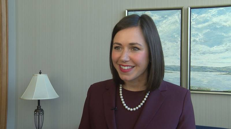 Katie Boyd Britt is resigning as president and CEO of the Business Council of Alabama.