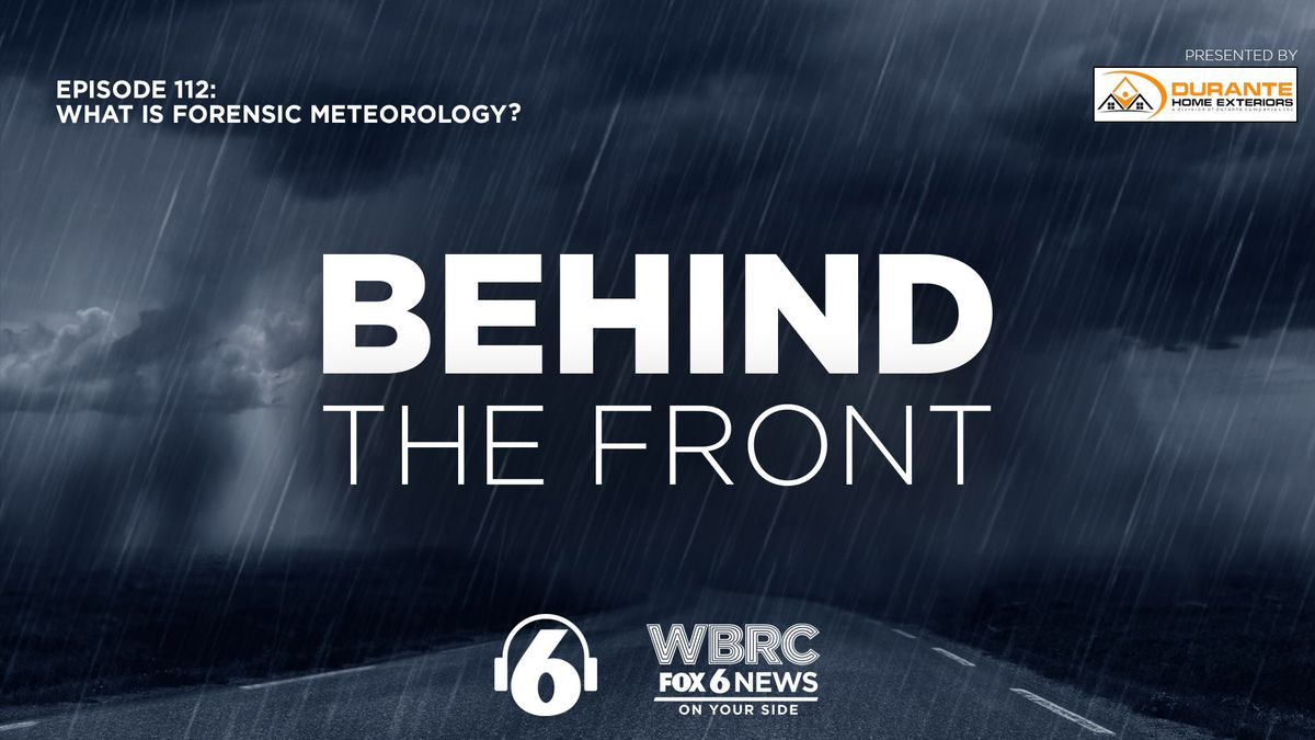 WBRC FOX6 News Chief Meteorologist talks to Dr. Tim Coleman about forensic meteorology. Dr....