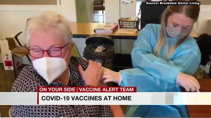 COVID-19 Vaccine at home
