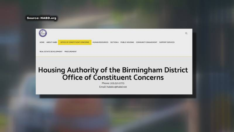 HABD launches site for residents to submit concerns