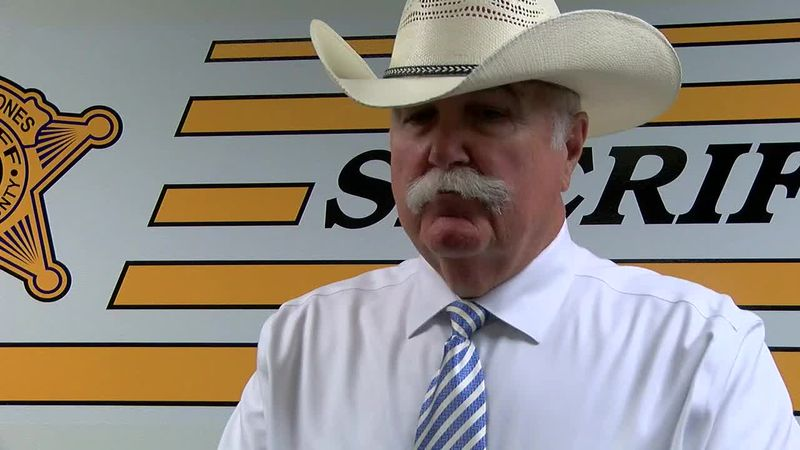 Butler Co. Sheriff Richard Jones says the health department can enforce the governor's edict on...