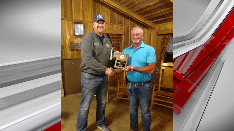 BREMSS Emergency Medical Services Personnel of the Year: Tommy Shelnut