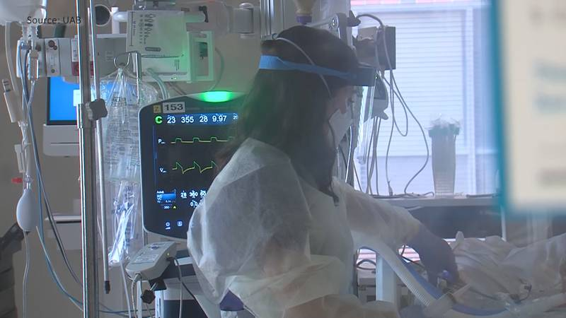 UAB doctor not expecting COVID numbers to improve anytime soon