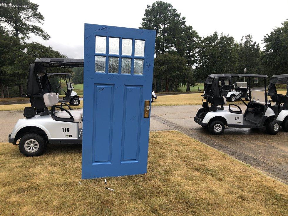 prescott house holds charity golf event
