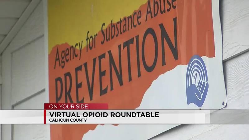 Virtual opioid roundtable