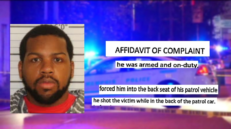 Memphis Police officer Patric Ferguson is accused of kidnapping and murdering a man while on...