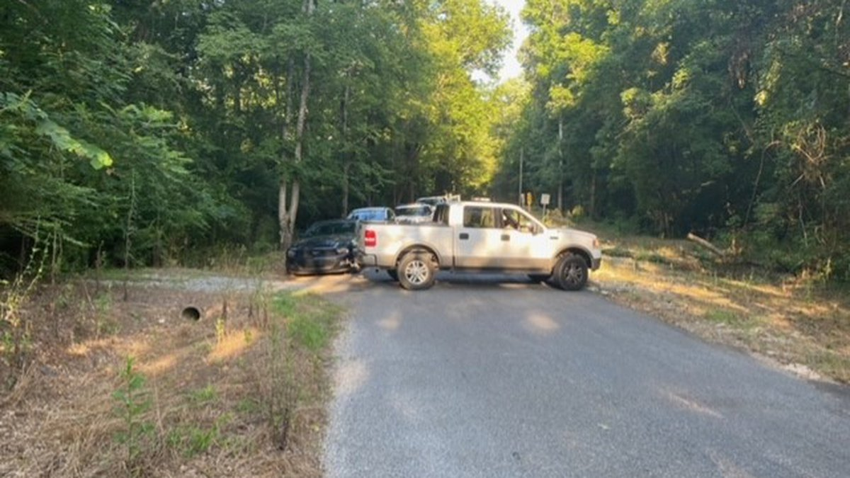 helicopter crashes in Talladega County