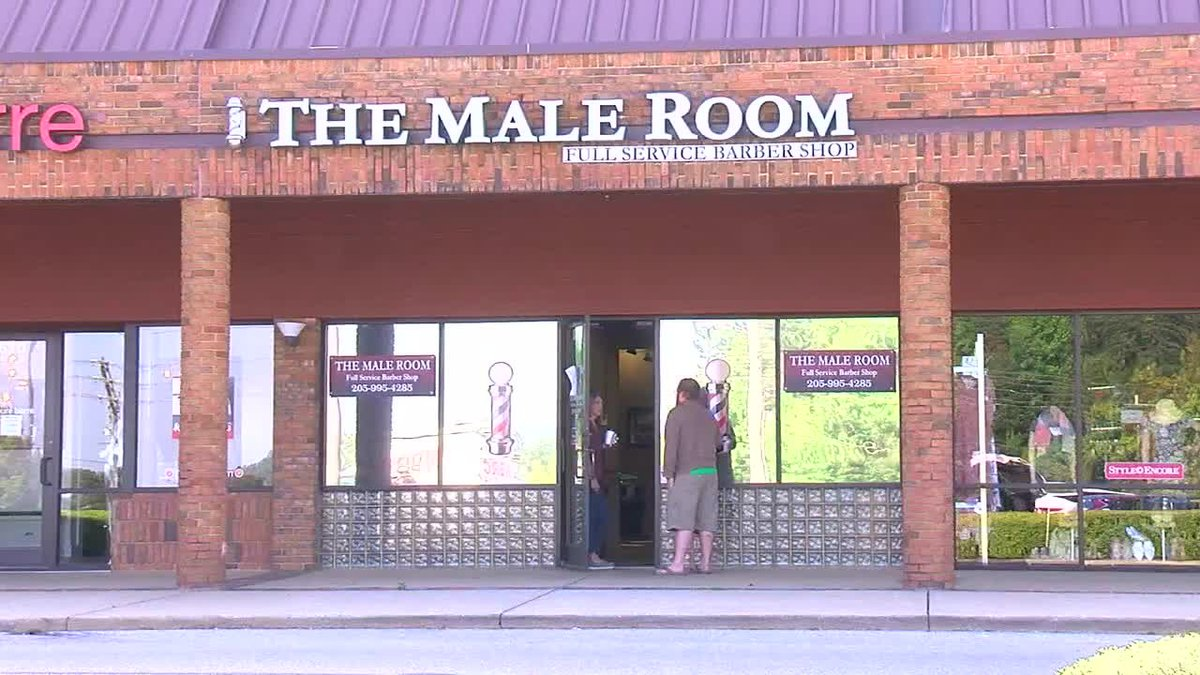 The Male Room didn't open Friday