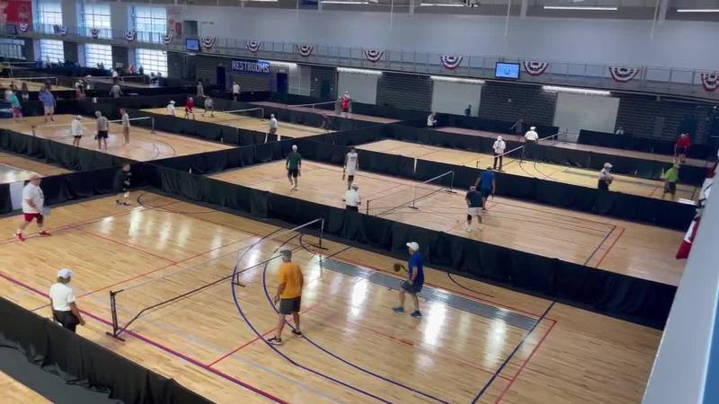 2021 Pickleball Championships in Hoover
