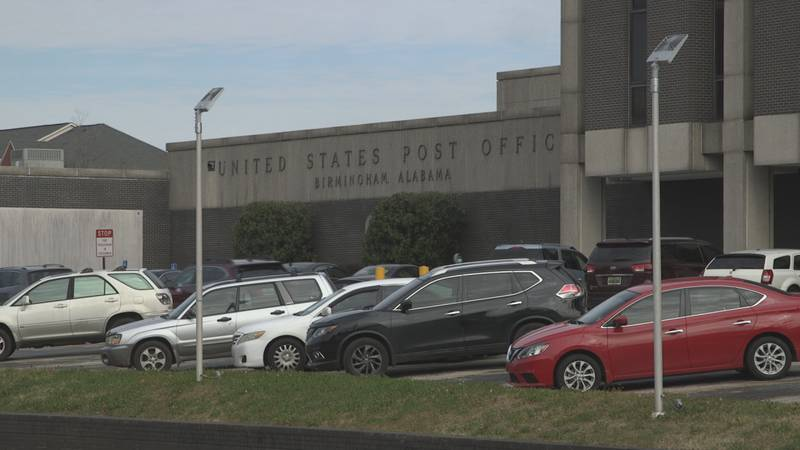 USPS customers are complaining of delivery delays past the holidays.