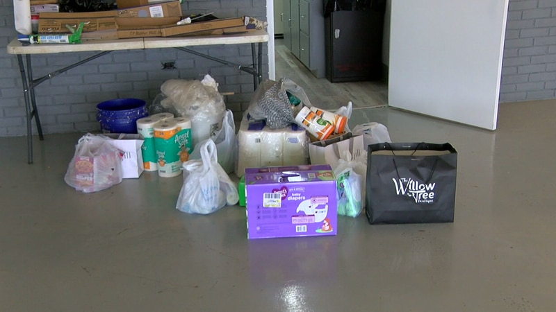 Freedom Church in Gadsden hosts community one stop shop for those in need
