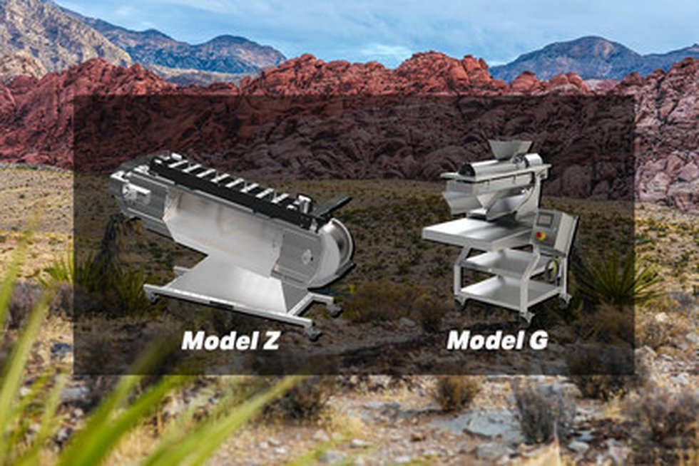 The Model Z Belt Trimmer and the Model G Grinder, industry-born new technology from the...
