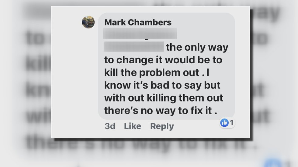 Carbon Hill's mayor, Mark Chambers, responded exclusively to WBRC FOX6 News about controversial...
