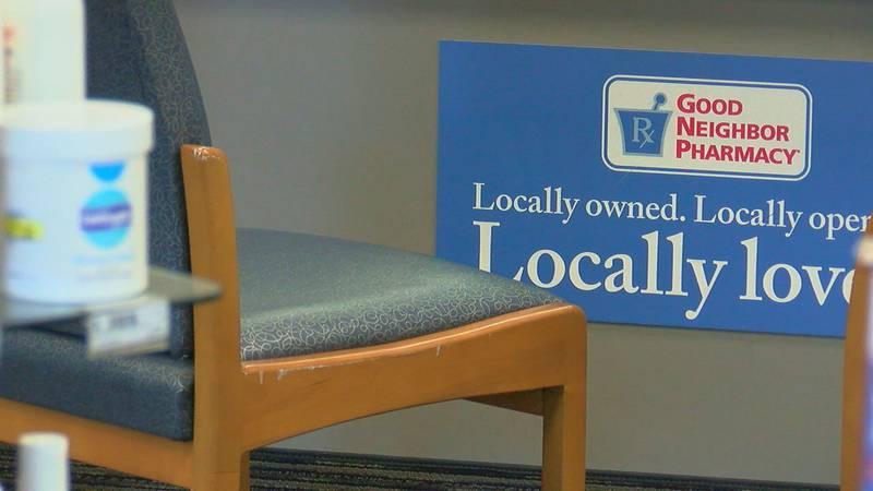 Wood Springs Pharmacy works to meet demands in community