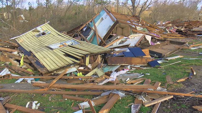 Jefferson County EMA said it's in a holding pattern with the federal government to find out if...