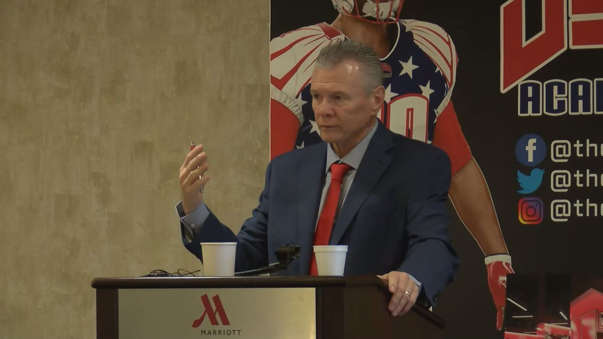 Rush Propst, the former Colquitt County head football coach, was named the founding football...