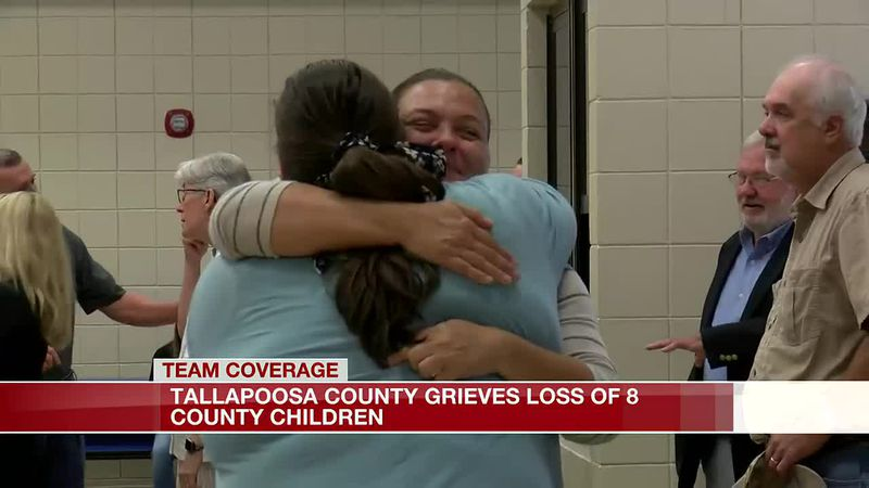 Tallapoosa County Girls Ranch mourns 8 juveniles in I-65 wreck