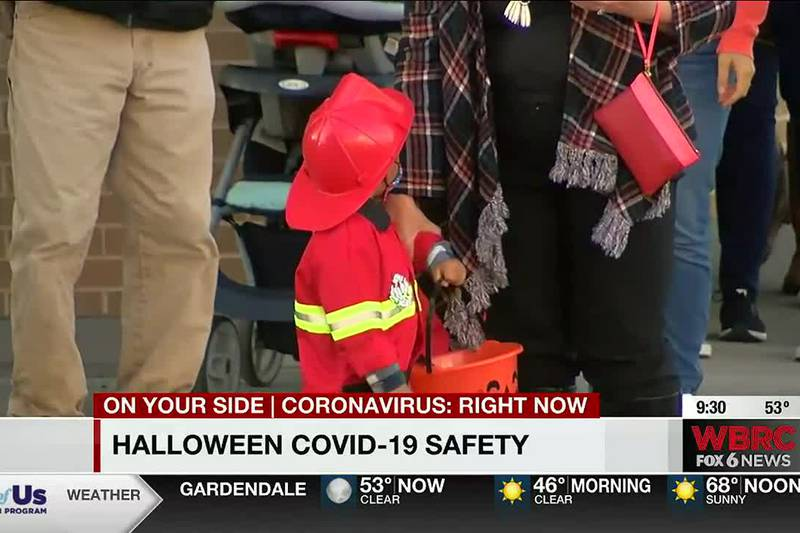 Doctors say masks still needed this Halloween
