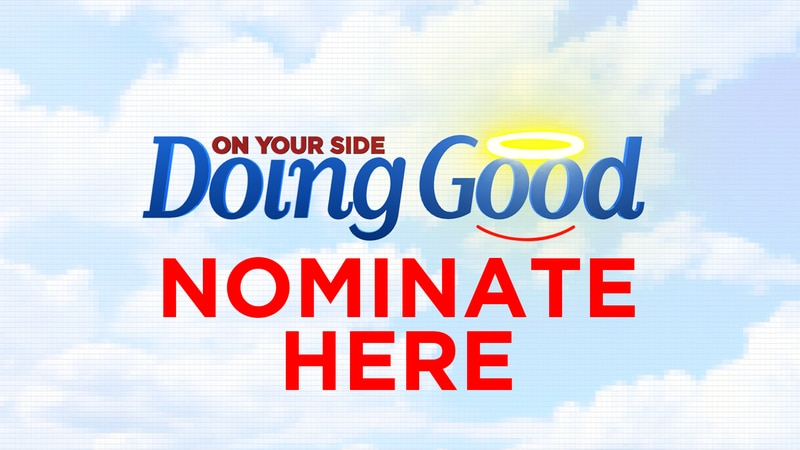 Help spotlight wonderful people throughout Central Alabama who are doing good things for others.