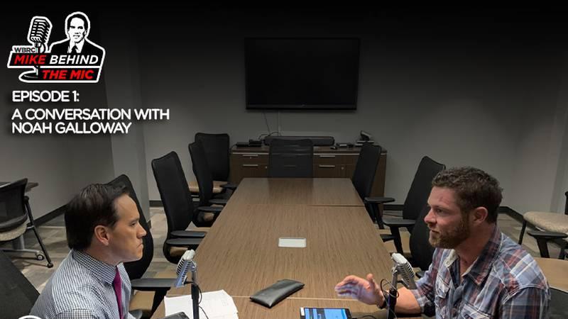 Mike Dubberly talks to Noah Galloway.
