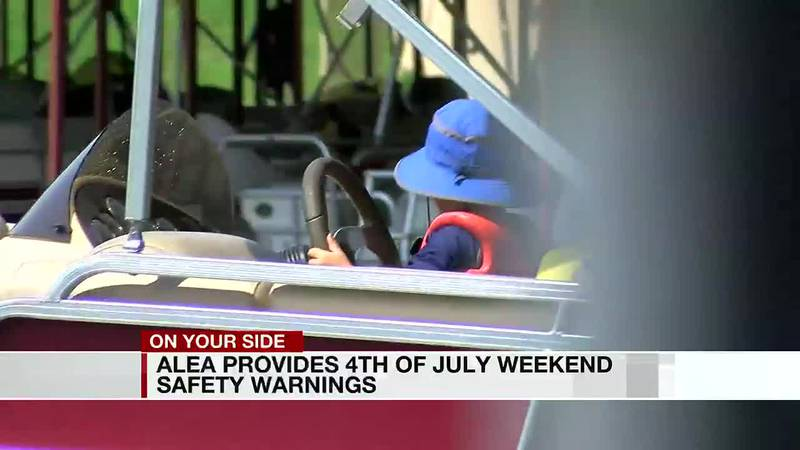 4th of July weekend safety