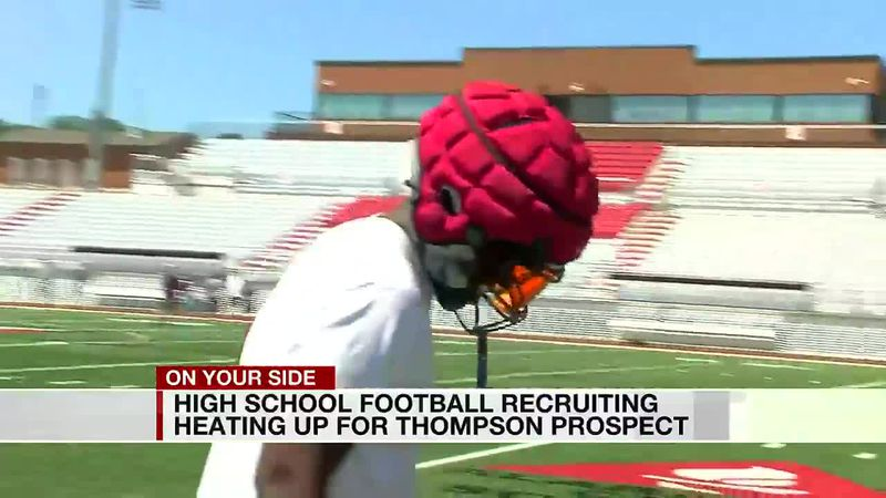 Recruitment heating up for top prospect
