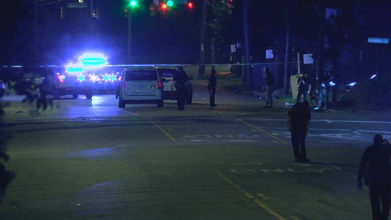 Another violent night in Birmingham as police responded to several shootings across the...