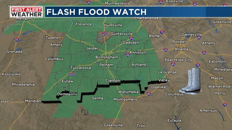 Flash Flood Watch 9-18-21