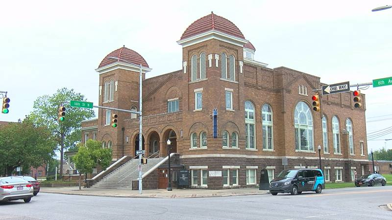 Today we remember the 16th Street Baptist Church bombing in Birmingham that claimed the lives...