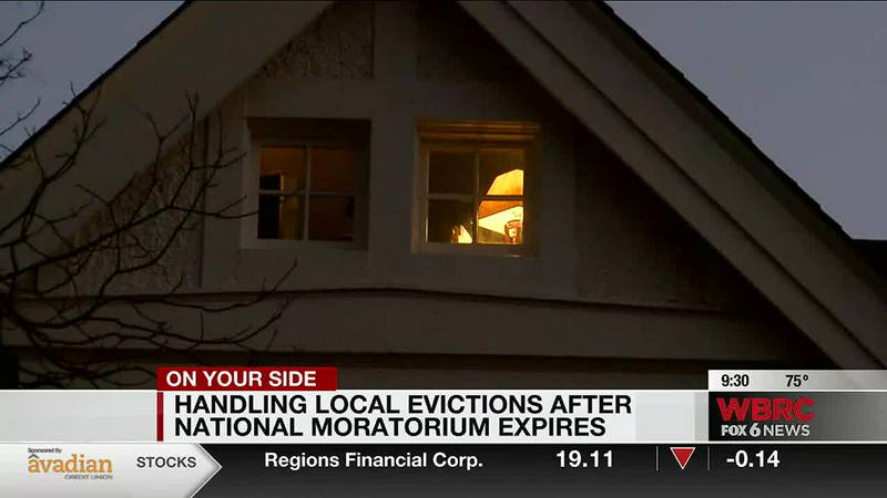 Handling evictions