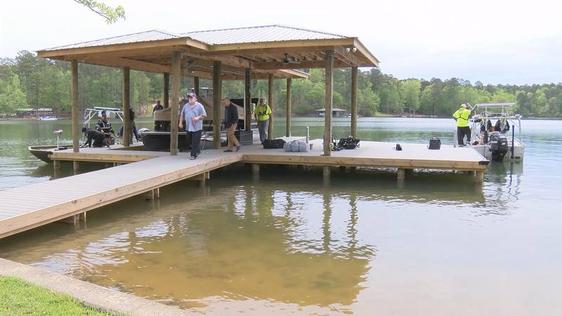 Authorities found the body of a man they believe drowned at Lake Martin.