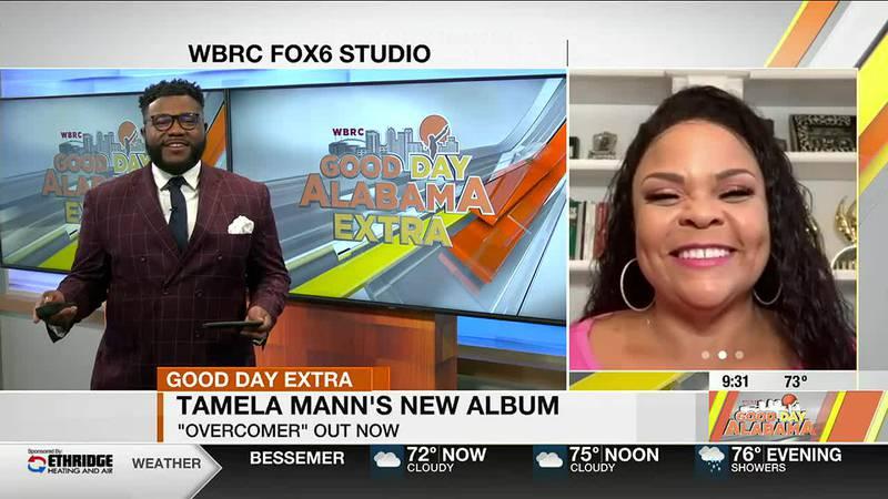 Tamela Mann's new album