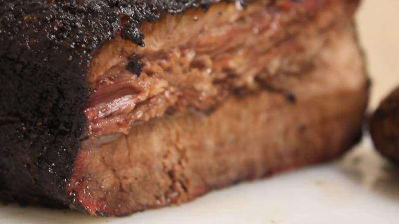 Bittercreek Barbecue, operated by Jodie and Christi Rhodes, serves up heavenly meats and...