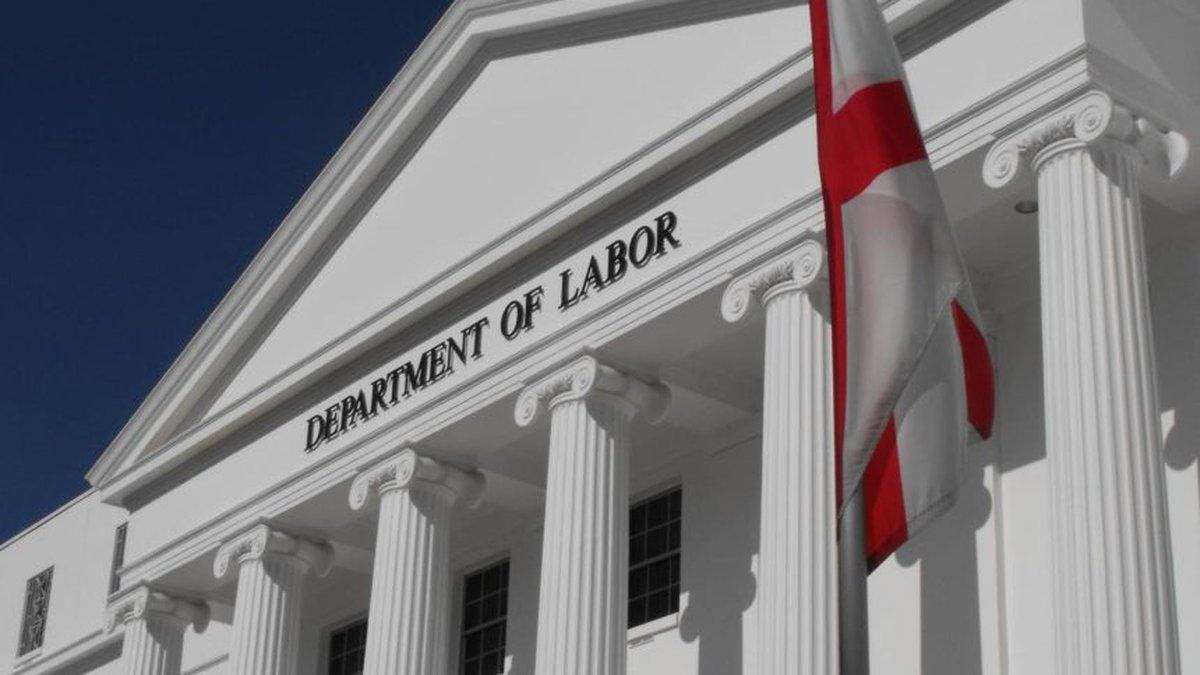 Department of Labor.