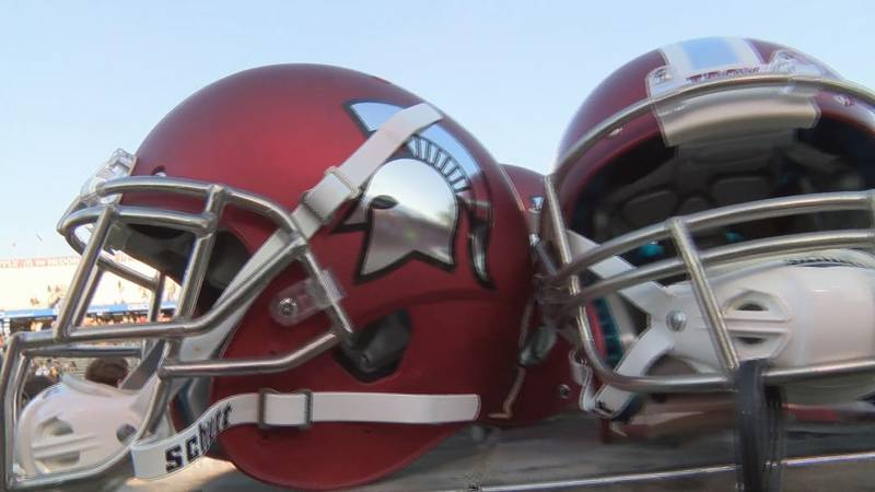 The Troy Trojans and Southern Miss Golden Eagles clash in Veterans Memorial Stadium Saturday,...