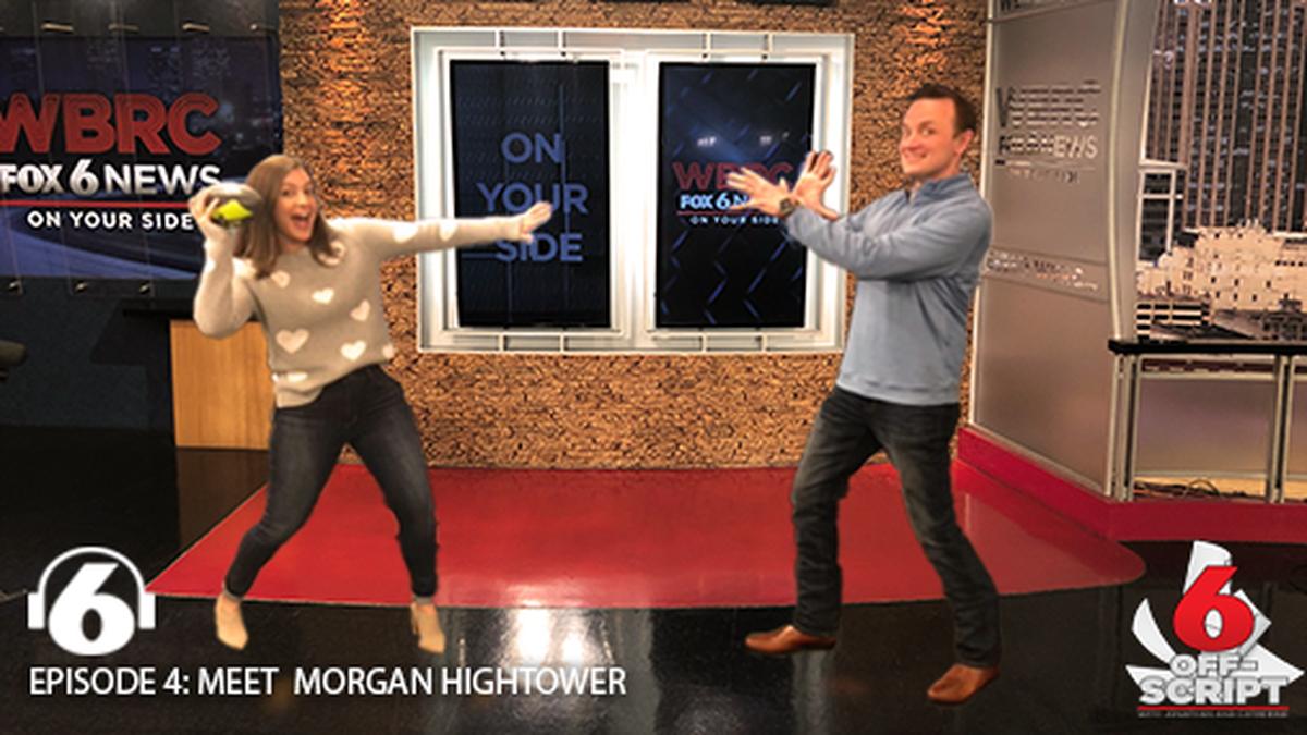 Six off Script Episode 4: Meet Morgan Hightower