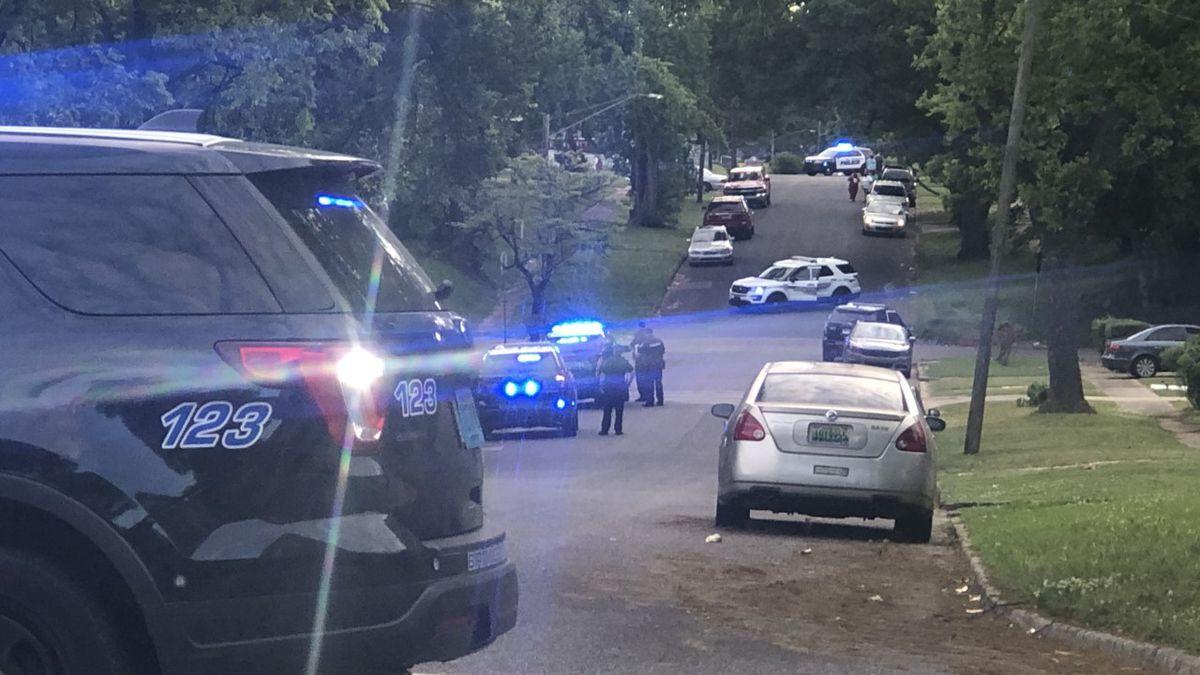 Heavy police presence in north Birmingham