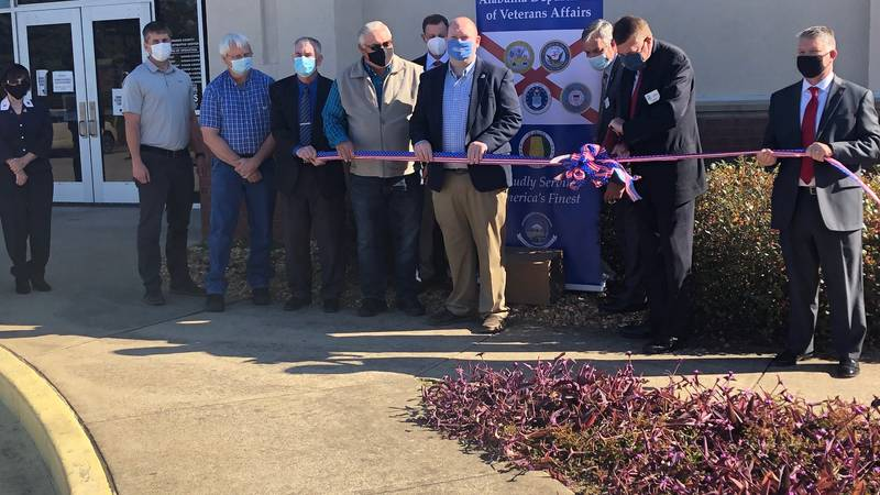 Cherokee County opens new veterans affairs office