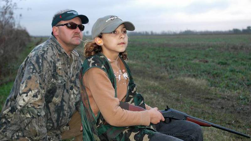 A Gateway To The Outdoors - youth dove hunt