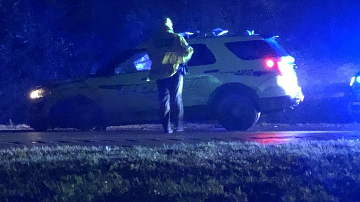 A Birmingham officer crashed on I-20 during a multi-county chase.