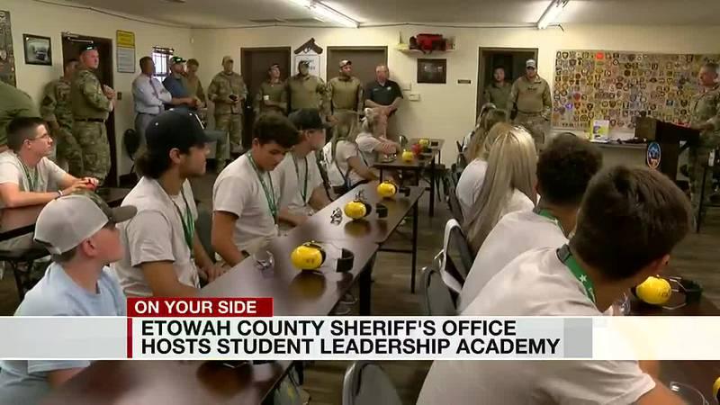 Student Leadership Academy.