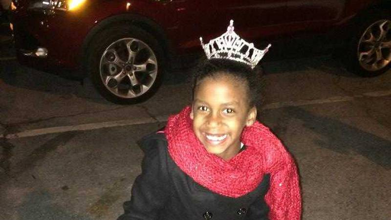 Madison Etheridge, 10, will light Hoover's Christmas tree Thursday at 5 p.m. in front of City...