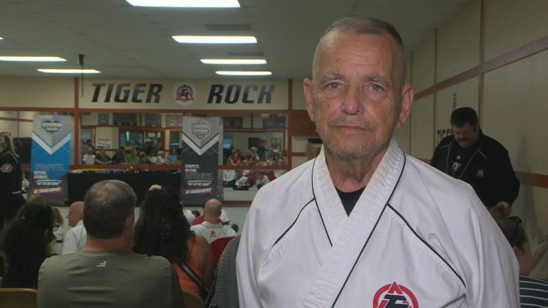 Tom Gustafson is a 78-year-old veteran who has beat cancer, had extensive heart procedures, and...