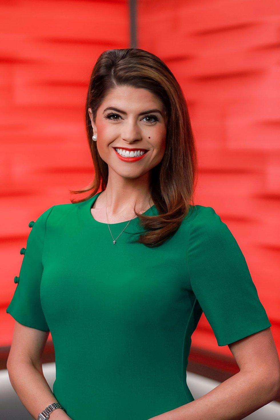 Anchor and Investigative Reporter Morgan Hightower
