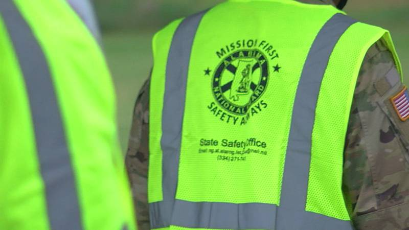 For the past month, a National Guard strike team has been working with the Jefferson County...