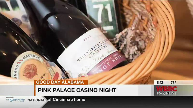The Breast Cancer Research Foundation of Alabama holds Pink Palace Casino Night this Saturday.